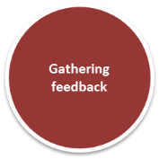 360 degree feedback gathering feedback