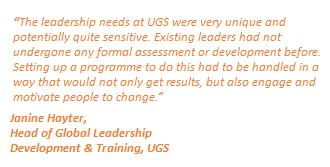 UGS quote