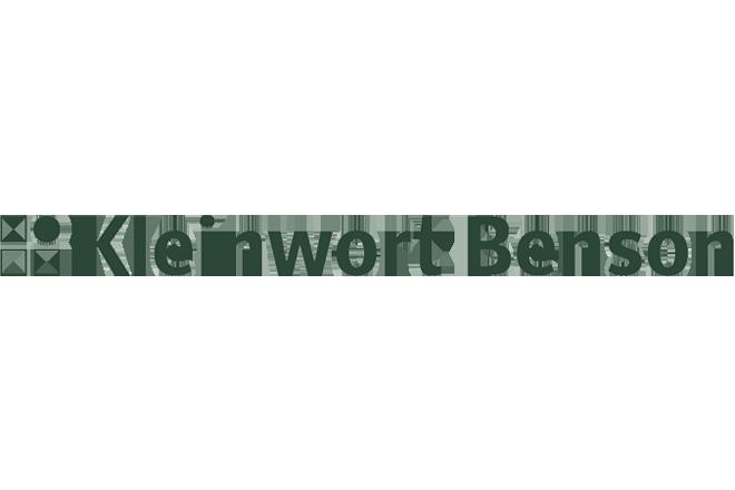 Kleinwort Benson Development Case Study GFB