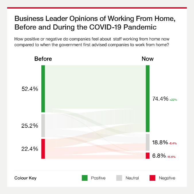 leaders opinions on working from home