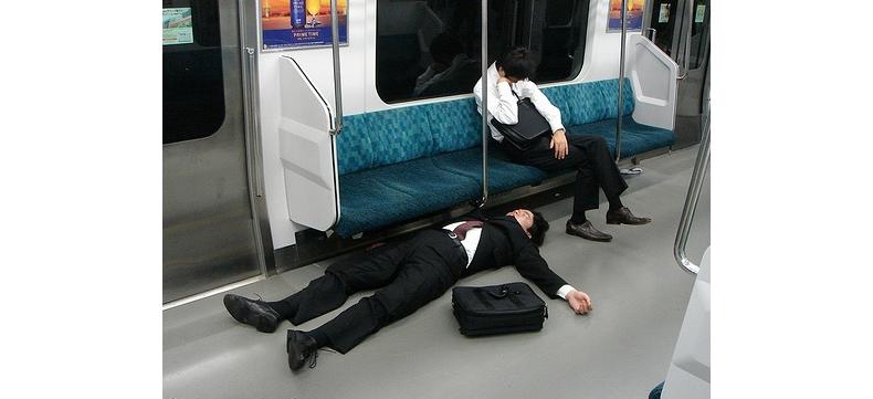 Overworking in Japan